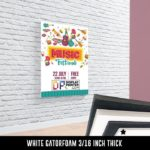 White Gatorfoam 3/16 Inch Thick