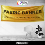 Fabric Banner Printing