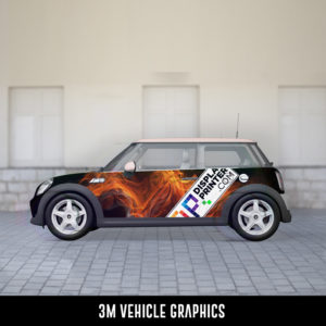 3M Vehicle Graphics